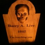 Barry A Live