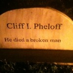 Cliff I Pheloff