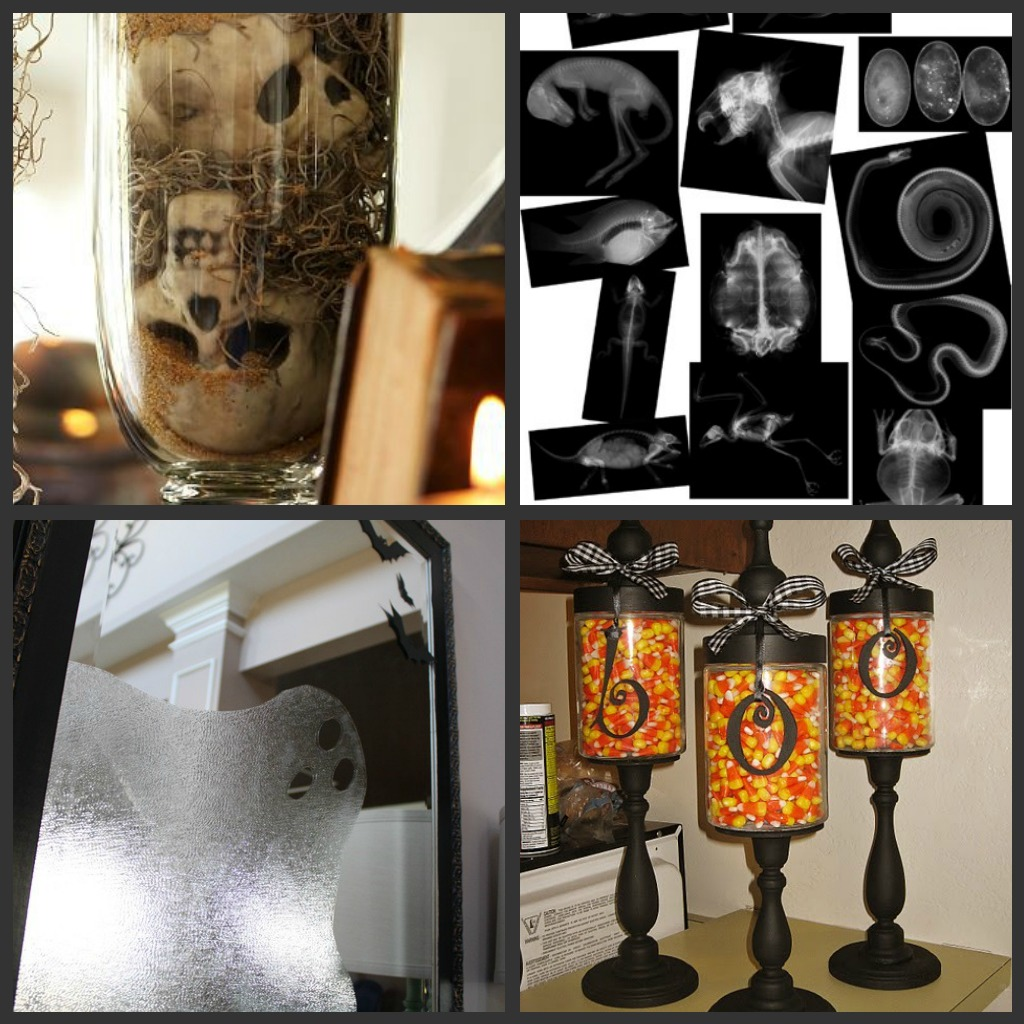 pinterest inspired halloween decor - Halloween Kitchen Decor