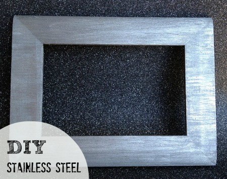 DIY Stainless Steel Frame | The Martha Project