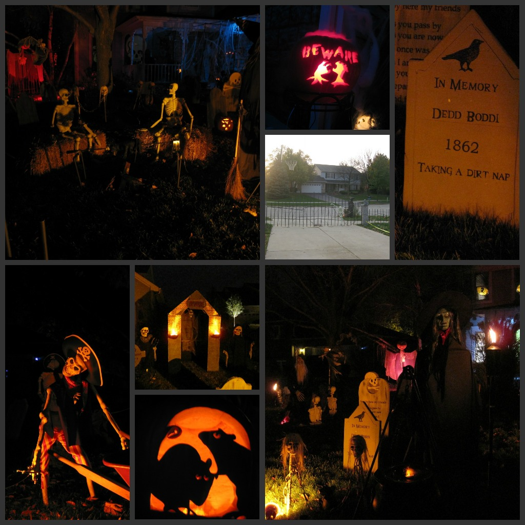 Halloween collage1