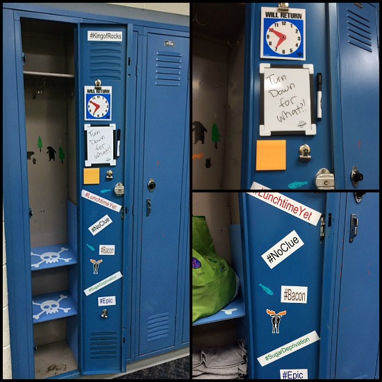 Locker Decorating For Boys
